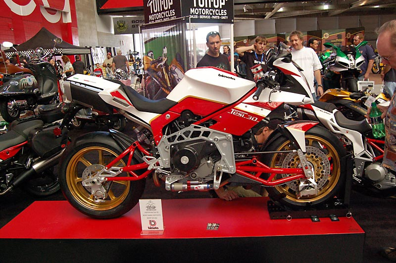 2009 Bimota Tesi 3D Display